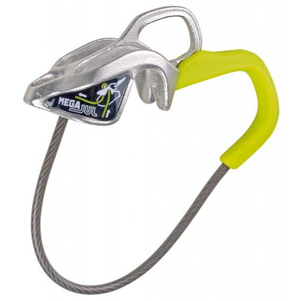 Assisted braking belay device
