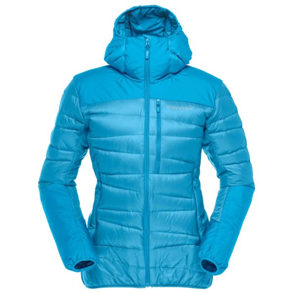 Down and Synthetic Down Water-Resistant Jacket