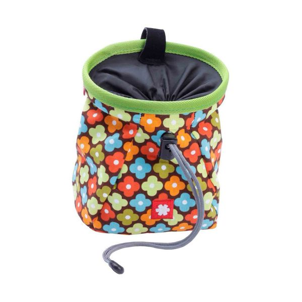 Ocun Lucky Chalk Bag Flowers