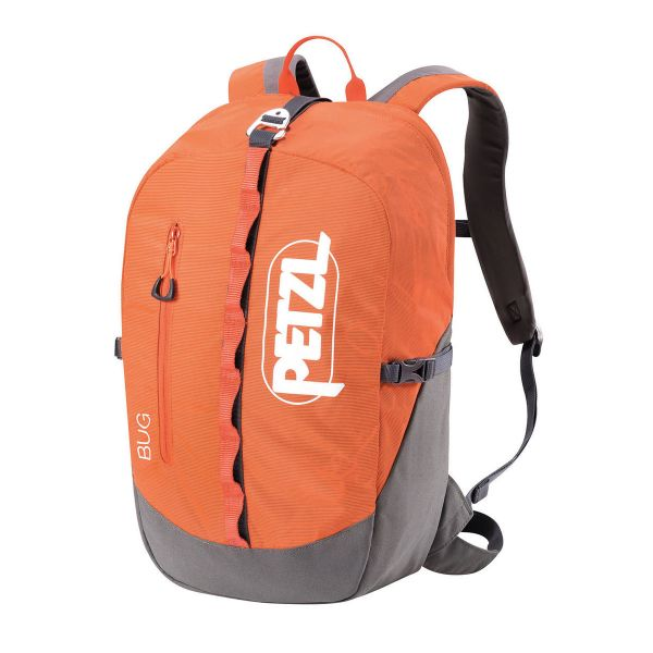 Petzl Bug Climbing Bag Orange