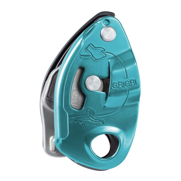 Petzl GriGri Assisted breaking belay device New 2019 Blue