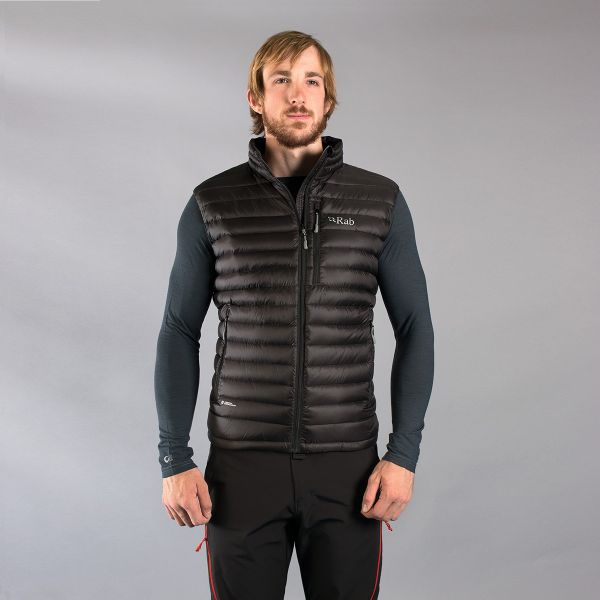Rab, Microlight Vest, Insulating Jackets, 2016