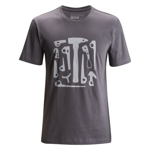 Organic cotton climbing t-shirt