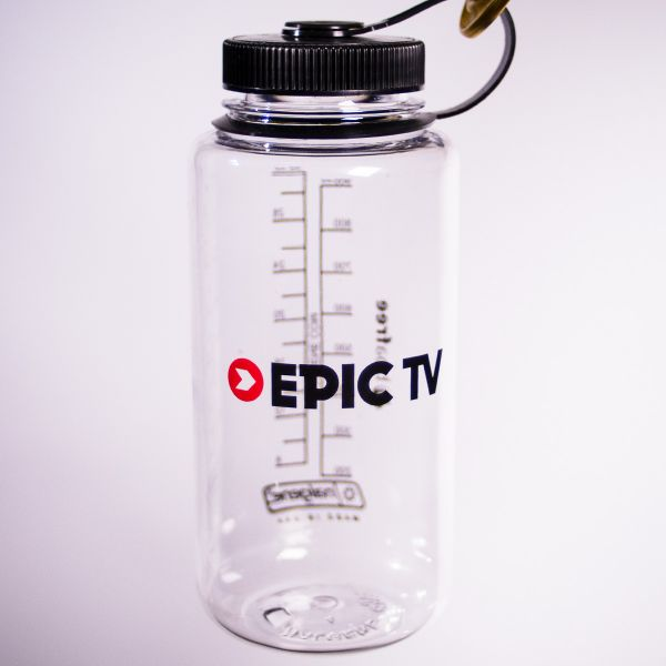 EpicTV 1 Litre Wide Mouth Bottle