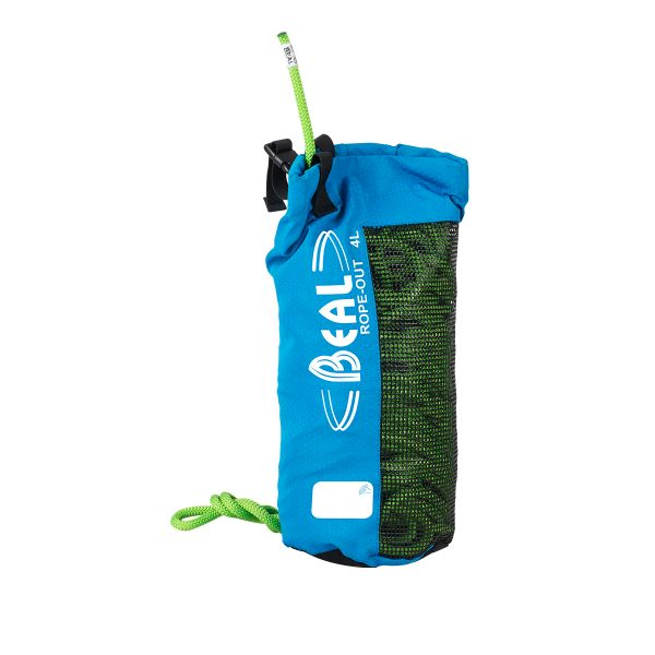 Mountaineering rope bag