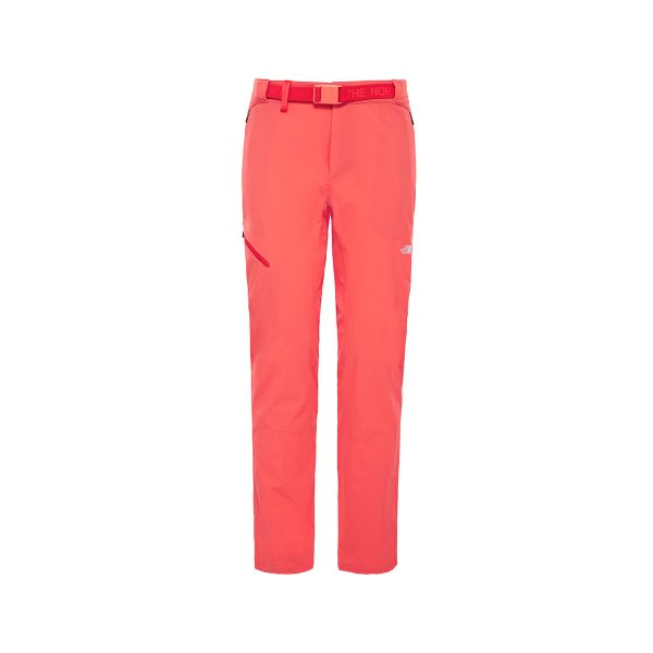 Speedlight Trousers Womens Radiant Orange Front