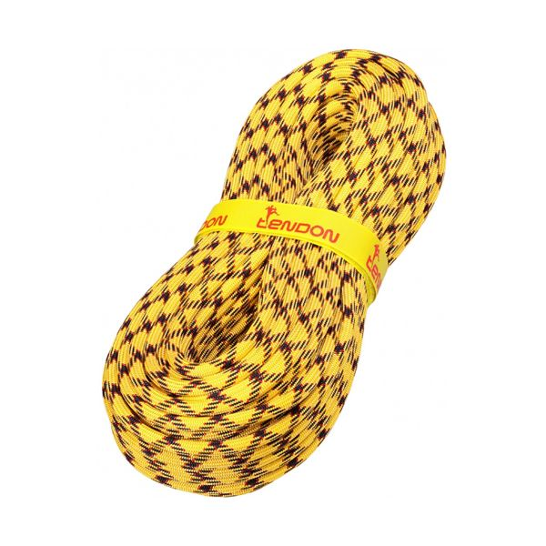Tandon Master 9.7mm Climbing Rope, Complete Shield