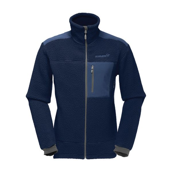 Norrona Men's Trollveggen Thermal Pro Jacket Indigo Night