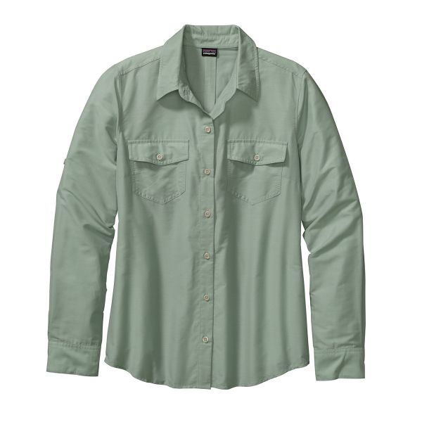 Long-Sleeved Overcast Shirt (Woman)