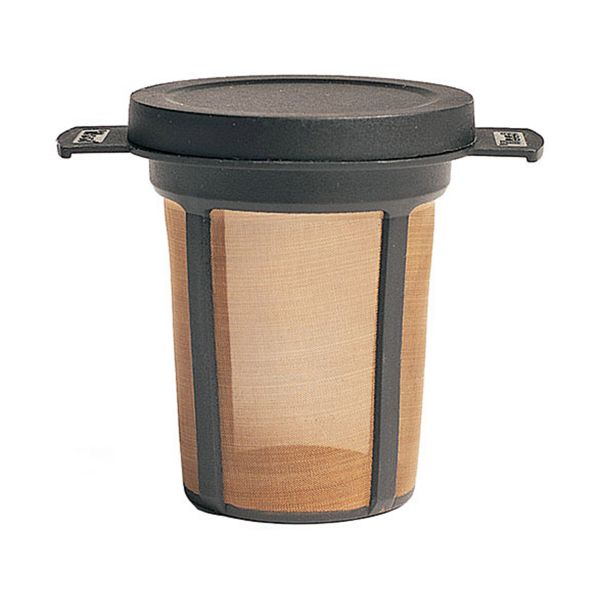 Camping coffee filter
