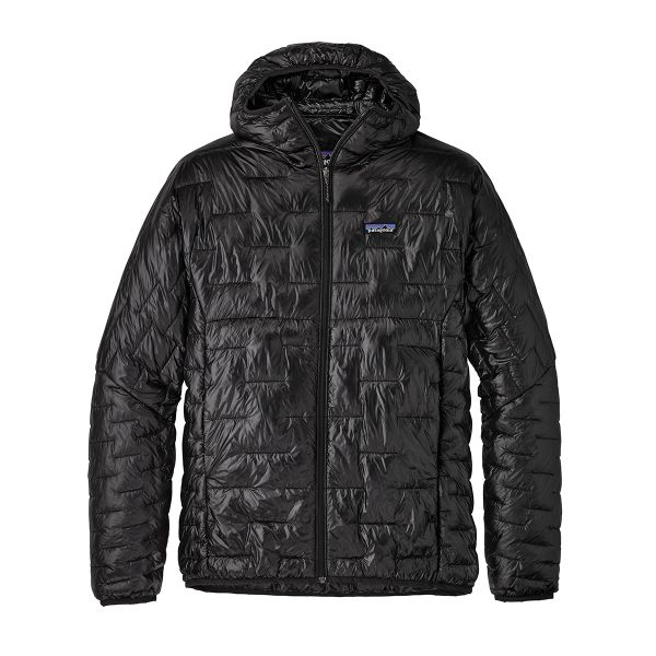 Patagonia Men's Micro Puff Hoody Black