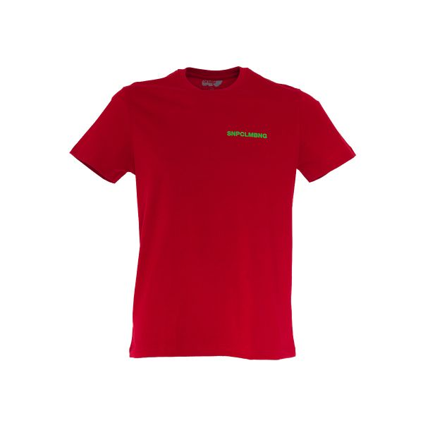 Snap Clmbng T-Shirt, climbing clothing, climbing t shirts, snap climbing clothing, snap t shirts