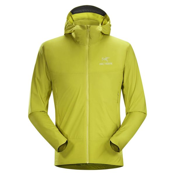 Men's insulated softshell jacket