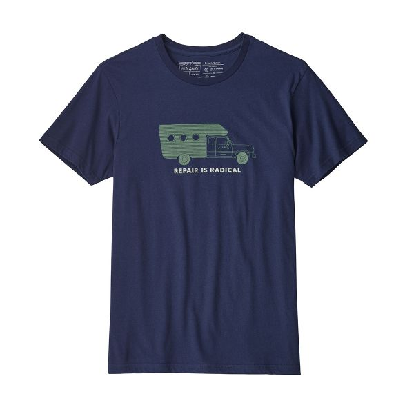 Patagonia Men's Repair Is Radical Organic T­-Shirt
