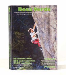 Roca Verde - Sport Climbing in North West Spain - Asturias, Cantabria & León Climbing Guidebook, climbing guidebook spain