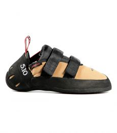 Five Ten Anasazi VCS Velcro Golden Tan All-round Rock Climbing Shoe