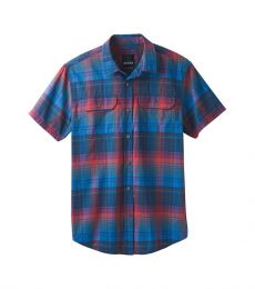 Cayman Plaid Short Sleeve