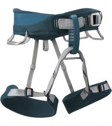 Black Diamond Primrose harness Morrocan Blue