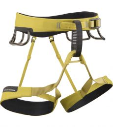 Black Diamond Ozone Harness Sulpher