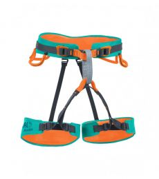 Beal Rookie Harness, Kids climbing harness, childrens climbing harness