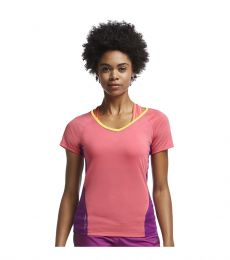 Spark Short Sleeve V neck Tee (Woman)
