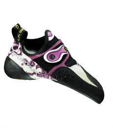 La Sportiva Solution Women's High-performance Sport and Bouldering Shoe
