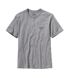 Patagonia, Peak to Paddle Tee, T-shirts, 2016