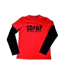 snap let there be rock t shirt 2015