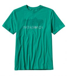 Patagonia, Linear Fractures T-Shirt, 2015, T-Shirts
