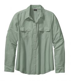 Long-Sleeved Overcast Shirt (Donna)