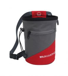 Wild Country, Cargo, 2015, Chalk and Chalk Bags