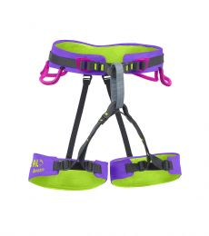 Beal Amazon Womens harness, Womens climbing harness, all round womens climbing harness