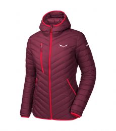 Ortles Light Down Hooded Jacket Women's