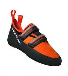 Mad Rock Flash 2.0 Beginner Comfortable Flat Velcro Rock Climbing Shoe
