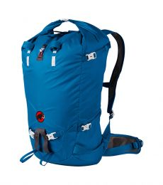 Alpine climbing backpack