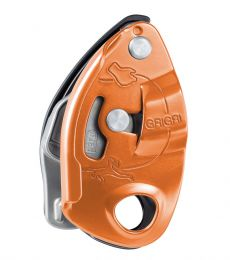 Petzl GriGri Assisted breaking belay device New 2019 Orange