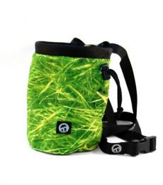 Grass Over Chalk Bag