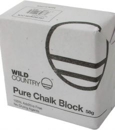 Wild Country, Pure Chalk Block, 2015, Chalk and Chalk Bags