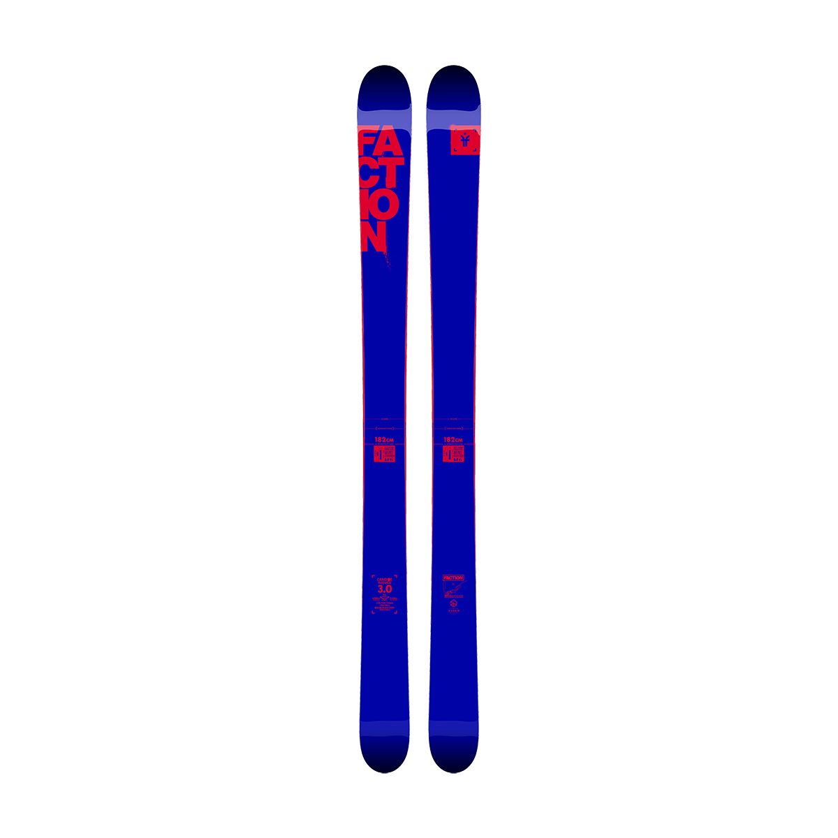 faction candide 3 0 2016 ski 100 109mm all mountain skis. Black Bedroom Furniture Sets. Home Design Ideas
