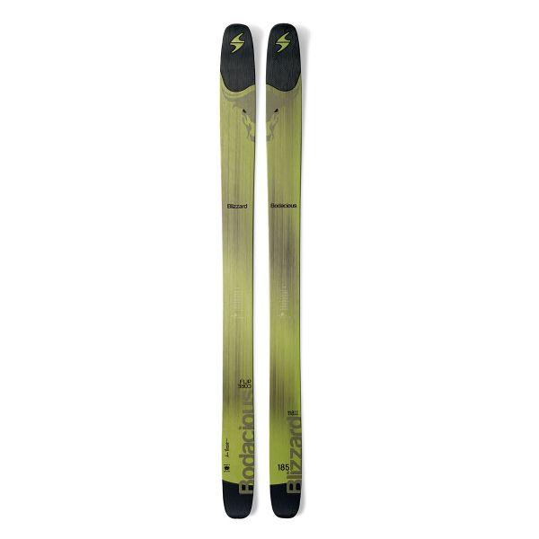 Blizzard Bodacious 2016 Ski 110 119mm Big Mountain Skis