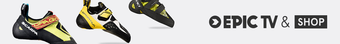 Climbing Shoes Outlet banner