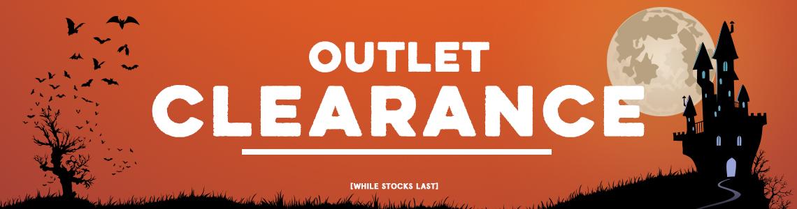 Outlet banner