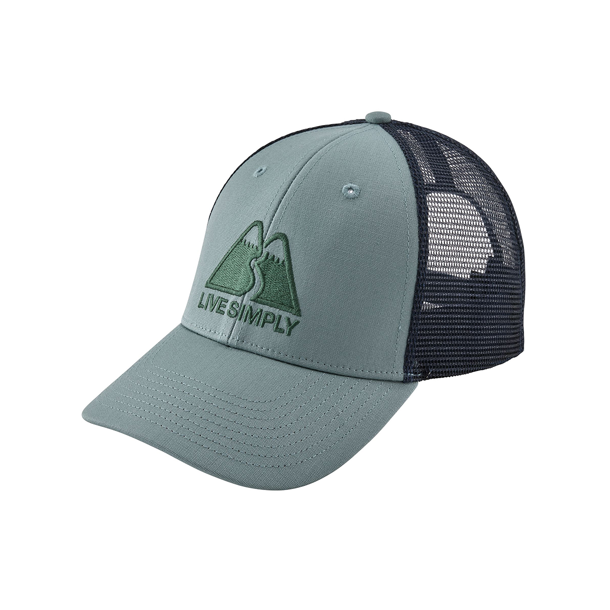2dfff434e Live Simply Winding LoPro Trucker Hat