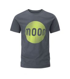 Wave Moon Logo T-Shirt