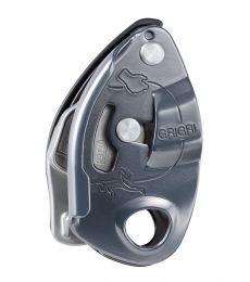 Petzl GriGri Assisted breaking belay device New 2019 grey