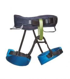 Kid's climbing harness
