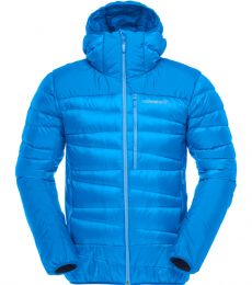 Norrona Falketind Down Hooded Jacket Uomo - Stagione Passata