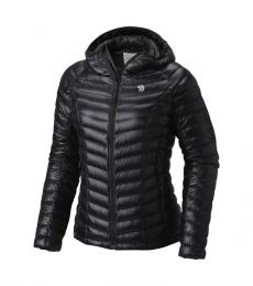 Ghost Whisperer Hooded Down Jacket Women's