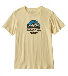 Fitz Roy Scope Organic T-Shirt - Last Season