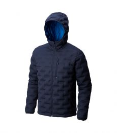 StretchDown DS Hooded Jacket Uomo